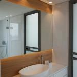 דופלקס ברמת השרון - ארון אמבטיה